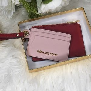 Michael Kors giftables small card case
